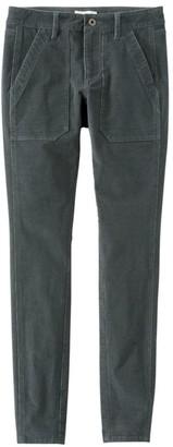 L.L. Bean Women's Signature Premium Skinny Corduroy Pants