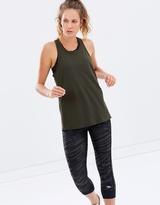 Running Bare Baseline High-Neck Workout Tank