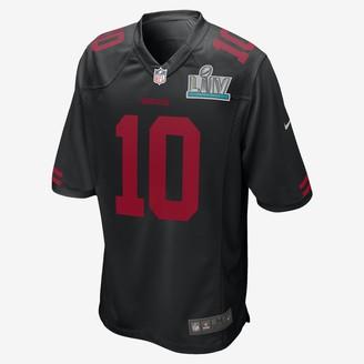Nike Men's Game Football Jersey NFL San Francisco 49ers Super Bowl LIV (Jimmy Garoppolo)