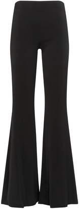 Galvan High-Waist Flare Trousers