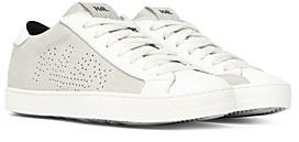 P448 Women's John Glitter Platform Sneakers