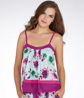 DKNY Woven Floral Sleep Cami Top