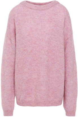 Acne Studios Brushed Knitted Sweater