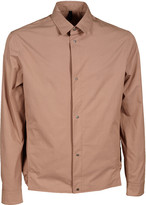 Plac Banding Detailed Shirt Jacket