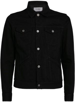 Givenchy Embroidered Logo Denim Jacket