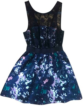 Non Signé / Unsigned Non Signe / Unsigned Blue Dress for Women