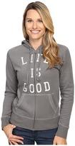 Life is Good LIG Go To Zip Hoodie