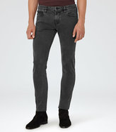 Reiss Paige Slim Washed Jeans