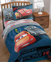 "Disney Pixar Cars ""Editorial"" 7-Pc. Full Comforter Set"