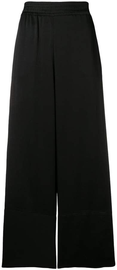 Damir Doma x Lotto Parvia cropped trousers