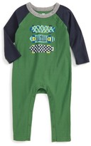 Tea Collection Infant Boy's Finnieston Graphic Romper