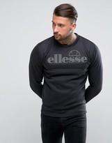 Ellesse Sweatshirt With Large Logo Panel