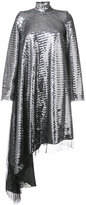 Maison Margiela sequined asymmetrical dress