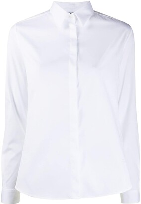Fay Plain Tailored Shirt