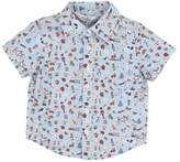 Bebe by Minihaha BOYS LIBERTY SHORT SLEEVE SHIRT (3M - 24M)