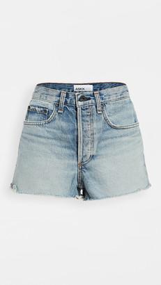 Askk Ny High Rise Shorts
