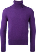 Ami Alexandre Mattiussi turtleneck sweater