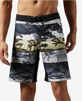 Reebok Men's Camo-Print Speedwick Training Shorts