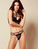 Agent Provocateur Davinah Thong Black