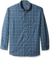 Arrow Men's Big-tall Big and Tall Long Sleeve Heritage Twill Shirt