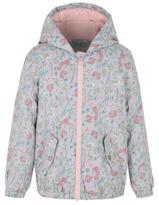 George Floral Shower Resistant Padded Jacket