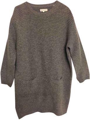 Chinti and Parker Grey Wool Knitwear