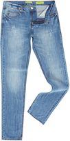 Versace Slim Fit Light Wash Jeans