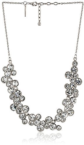Nina 'Candis' Crystal Bubble Necklace