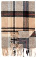 The Men's Store at Bloomingdale's Cashmere Big Plaid Scarf