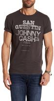Lucky Brand Johnny Cash San Quentin T-Shirt