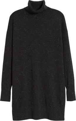 Everlane The Cashmere Turtleneck Sweater Dress