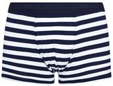 Dolce & Gabbana Nautical Stripe Logo Trunks