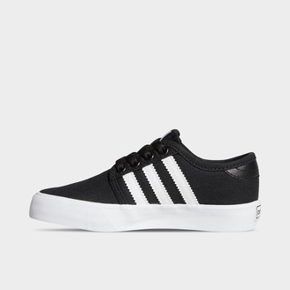 adidas Boys' Big Kids' Seeley Casual Skate Shoes