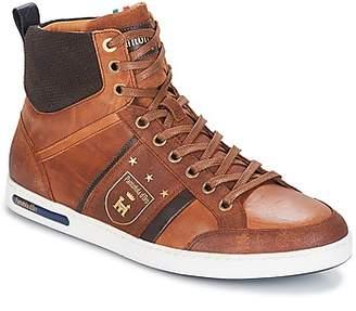 Pantofola D'oro MONDOVI UOMO MID men's Shoes (Trainers) in Brown