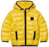 Molo Cyper Yellow Hao Jacket