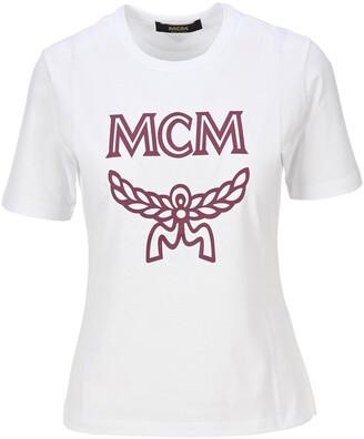 MCM Logo T-Shirt