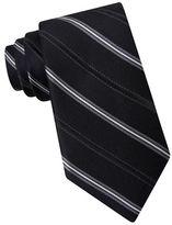 Michael Kors Straton Striped Silk Tie