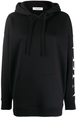 Valentino VLTN relaxed-fit hoodie