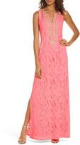 Lilly Pulitzer R) Carlotta Maxi Dress