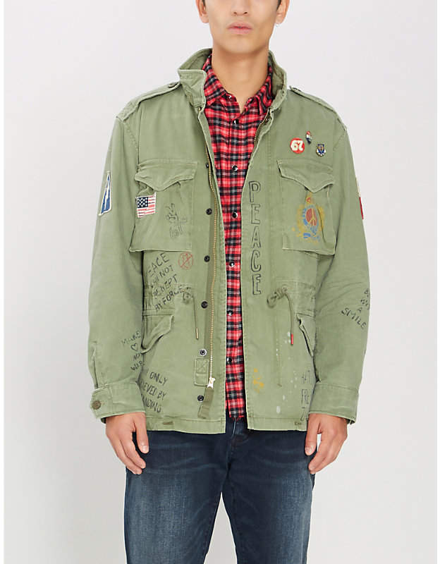 6ea446cc60787 Polo Ralph Lauren Green Men's Clothes - ShopStyle