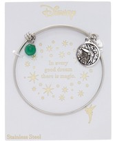 LA Rocks Dreaming Of You Tinker Bell Bangle Bracelet