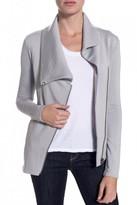 HELMUT Villous Zip Up Jacket Lace