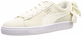 Puma Women's Suede Bow WN's Low-Top Sneakers