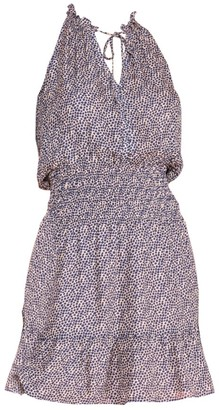 Parker Estelle Dot Mini Dress