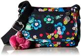 Kipling Disney Alice in Wonderlad Collection Sabian Printed Crossbody Minibag