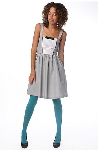 Betsey Johnson Tuxedo Dress