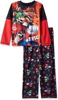 Komar Kids Big Boy's #epic 2 Piece Jersey Sleep Set Sleepwear