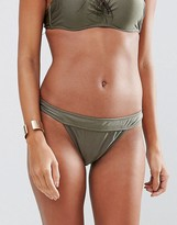 Missguided Mix and Match Low Rise Hipster Bikini Bottom