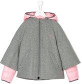 Fay Kids hooded coat