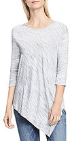 Vince Camuto Two By Asymmetric Space Dye Top
